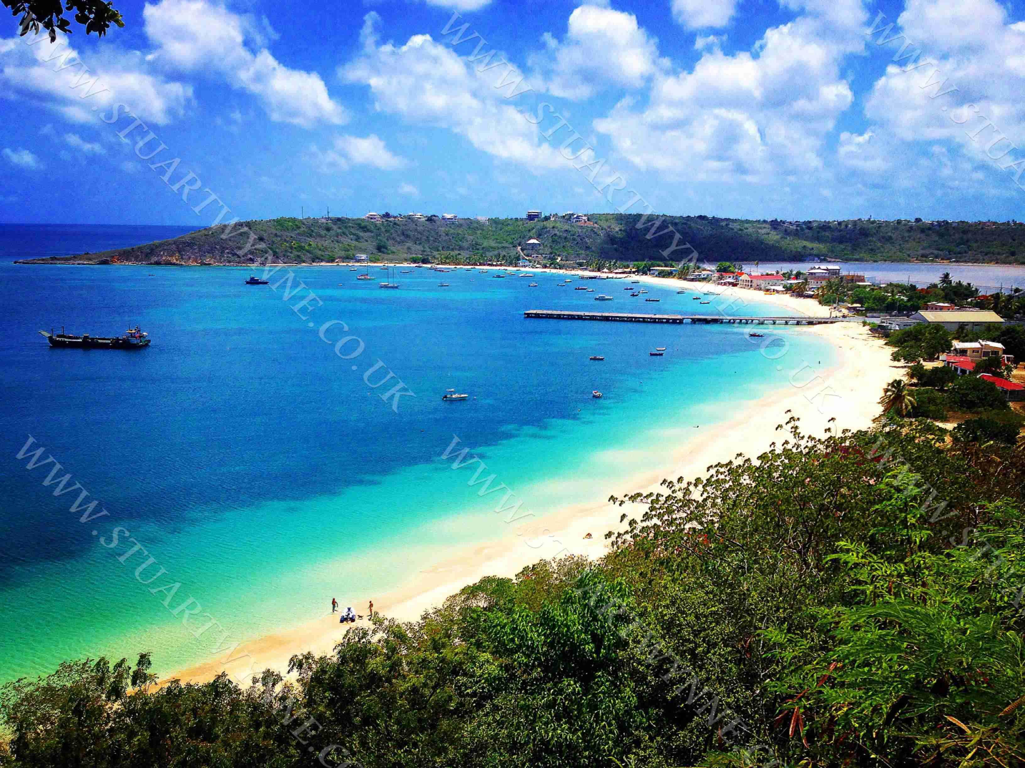 Sandy Ground View Anguilla