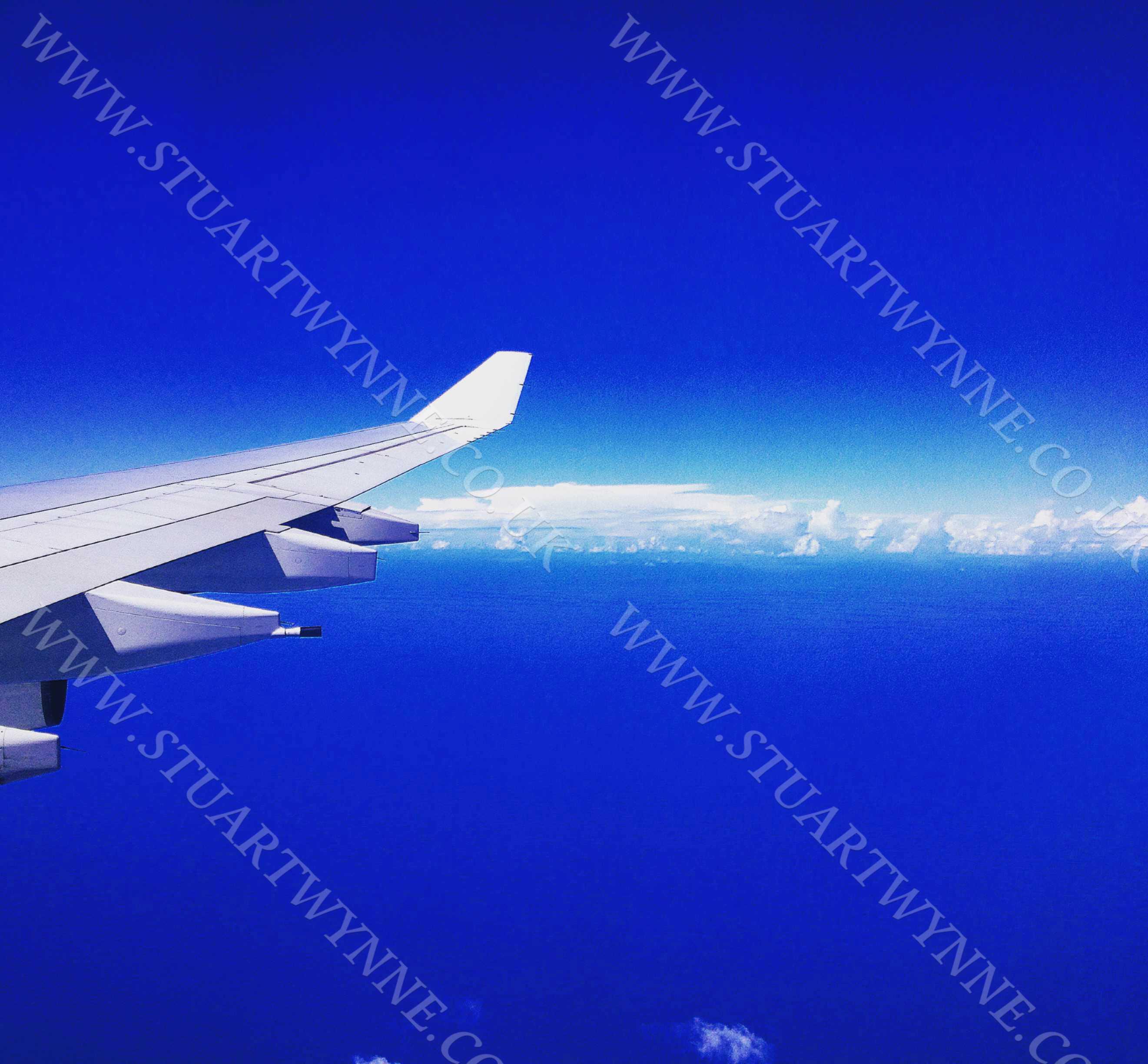 Sea Sky Anguilla Approach