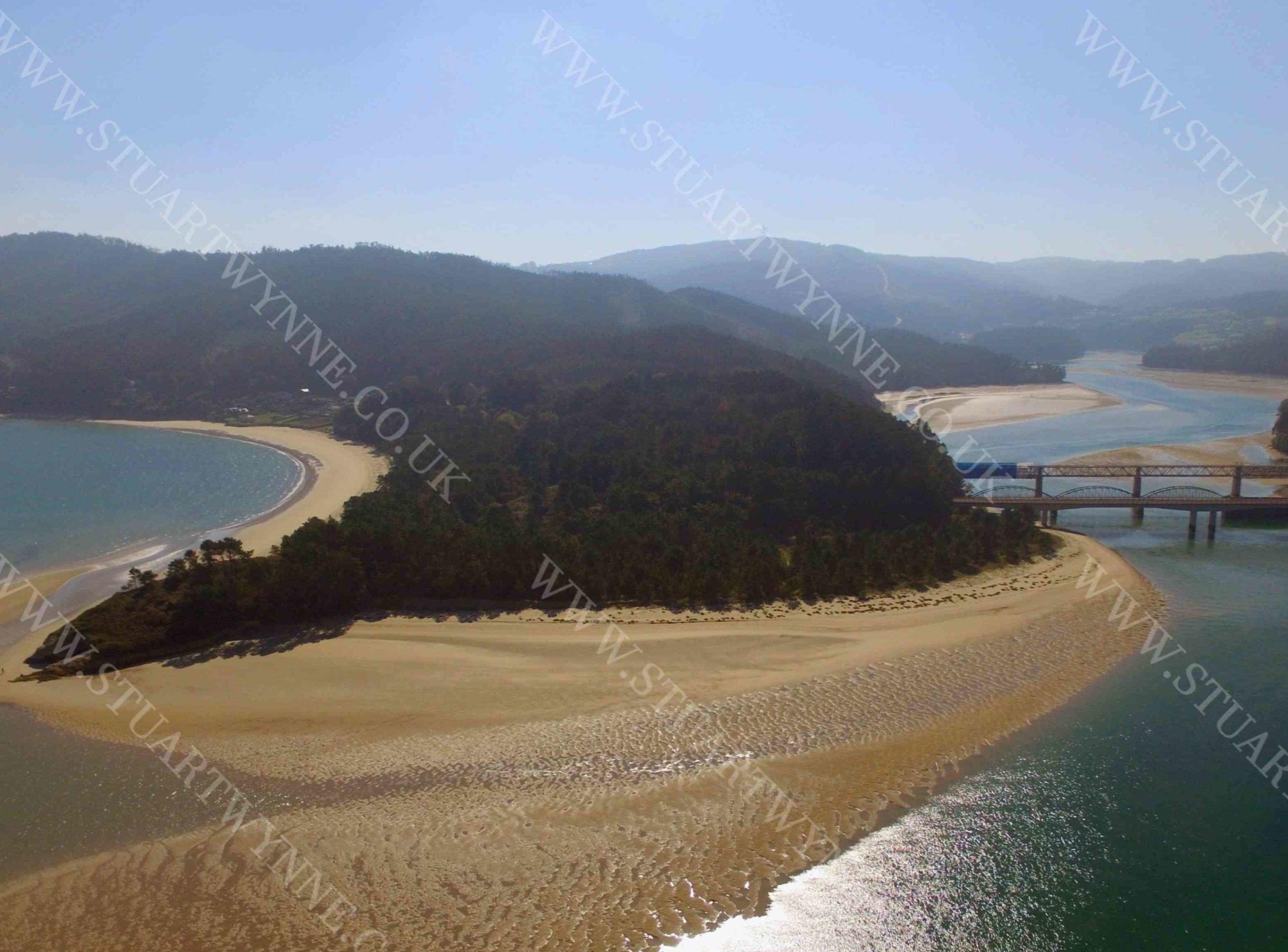 Barquiero Drone Shoot Galicia